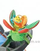 Пчелка на цветке для коляски