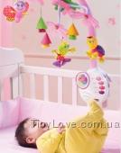Мобиль на кроватку с пультом Маленькая Принцесса УЦЕНКА
