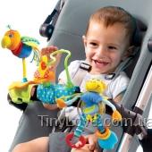 ТРОПИЧЕСКИЙ ОСТРОВ. Набор игрушек для прогулочной коляски