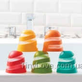 Игрушки для ванной Спирали
