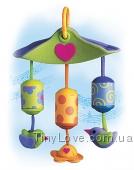 Радуга с ветряными колокольчиками