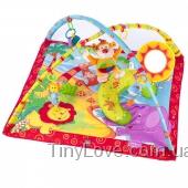 Детский коврик МАРТЫШКИН ОСТРОВ или Остров Музыкальной Обезьянки (Monkey Island - tiny love)